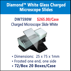 Diamond™ White Glass Charged